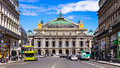 Opera National de Paris - Grand Opera Opera Garnier. Paris, Fr Royalty Free Stock Photo