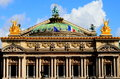 OPERA (PARIS) Royalty Free Stock Photo