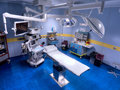 Operating room view from above Royalty Free Stock Images