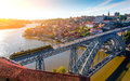 Oporto City Royalty Free Stock Photo