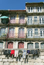 Oporto old town porto portugal tal tal Royalty Free Stock Photography