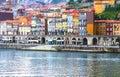 Oporto Ribeira, Portugal Royalty Free Stock Photo