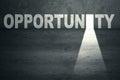 Opportunity Door Royalty Free Stock Photo