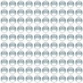 Optical Art Air Bubbles Light Grey Royalty Free Stock Photo