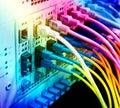 optical fibre information technology equipment