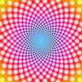 Optický iluze (vektor)