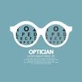 Optician, Vision Of Eyesight