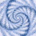 optisk spiral för illusionrörelse Royaltyfria Bilder