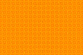 Orange abstract background and squares Royalty Free Stock Photo