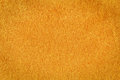 Orange artificial fur texture Royalty Free Stock Photo