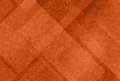 Orange background with abstract layers of white textured shapes Royalty Free Stock Photo