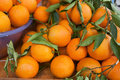 Orange background fresh fruits in turkey Royalty Free Stock Images