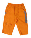 Orange breeches Royalty Free Stock Photography
