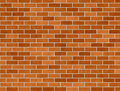Orange Brick background Stock Photo
