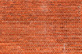 Orange brick wall texture background Royalty Free Stock Photography