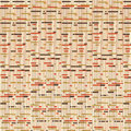 Orange and Brown Retro Background Royalty Free Stock Image