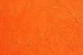 Orange cement  background Royalty Free Stock Photo