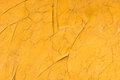 Orange cement wall background and textured