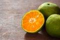 Orange, Citrus reticulata Royalty Free Stock Photo