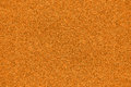 Orange felt background Royalty Free Stock Photo