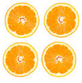 Orange fruit Stock Images