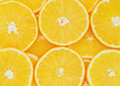 Orange fruit background Stock Image