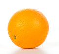 Orange fruit on white Royalty Free Stock Photography