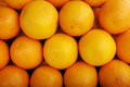 Orange fruits pattern of background Royalty Free Stock Photography