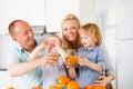Orange Juice Family