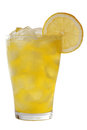 Orange lemonade Royalty Free Stock Photo