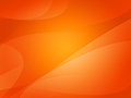 Orange light abstract background Stock Image