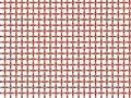 Orange mosaic square background Royalty Free Stock Photo