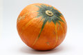 Orange pumkin Royalty Free Stock Image