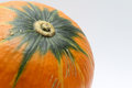 Orange pumkin Royalty Free Stock Photography