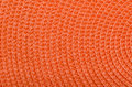 Orange Raffia Royalty Free Stock Photo