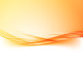 Orange and red gradient border abstract background Royalty Free Stock Photo