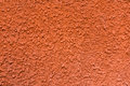 Orange rough concrete wall background texture Royalty Free Stock Photography