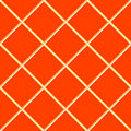 Orange seamless ceramic tiles Royalty Free Stock Photo