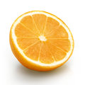 Royalty Free Stock Photo Orange slice