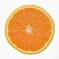 Orange slice. Stock Image