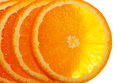 Orange slice of for your design Royalty Free Stock Image