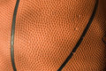 Orange structure basketball usable as background etc Stock Image