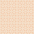 Orange swirl repeatable seamless pattern
