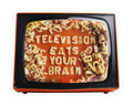 Orange tv Stock Photos