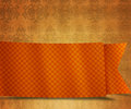Orange Vintage Exclusive Background Royalty Free Stock Image