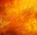 orange Vintage Style background with copy space for text  grunge Royalty Free Stock Photo