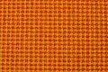 Orange and Yellow Fabric Stock Photo