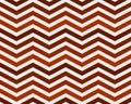 Orange Zigzag Textured Fabric ...