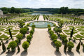 The orangerie of versailles Royalty Free Stock Image
