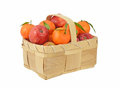 Oranges and Apples Royalty Free Stock Image